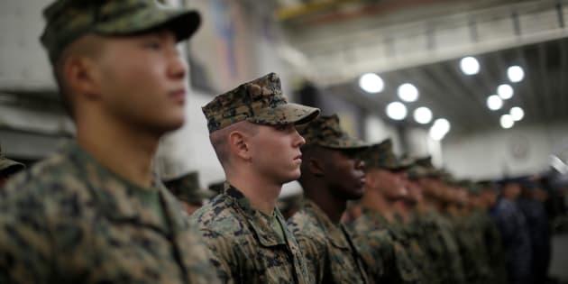 Pour la première fois, une personne ouvertement transgenre a été recrutée par l'armée américaine