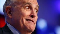 Rudy Giuliani multiplie les déclarations explosives sur