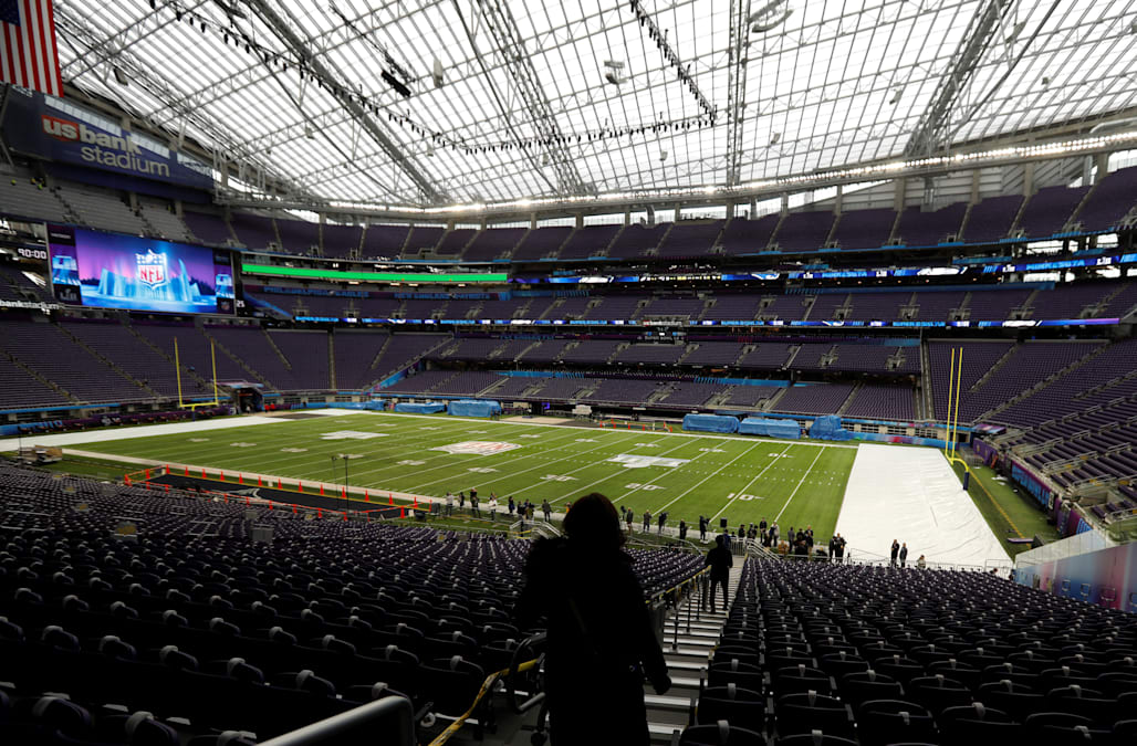 Lanxess Arena Super Bowl