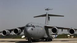 Indian Air Force's Biggest Aircraft Are Now Ferrying Tonnes Of Currency Across