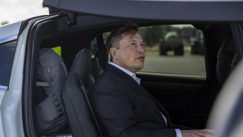 Musk says new semiconductor plants will end global auto chip shortage next year