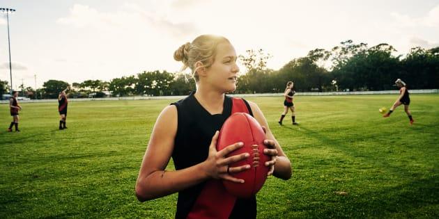 Le rugby me pousse à sortir de mon lit et me donne une famille sans laquelle je me sentirais perdue.