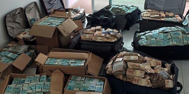 Operação Câmbio, Desliga prendeu o doleiro apontado como o homem que entregou os R$ 51 milhões apreendidos no apartamento de Geddel Vieira Lima.