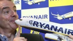 La última estrategia de Ryanair para compensar sus baratísimos billetes: pagar por viajar con tu