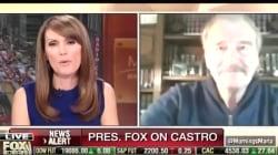 Según Fox, Trump y Castro se