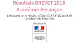 Brevet 2018: découvrez les résultats de l'académie de