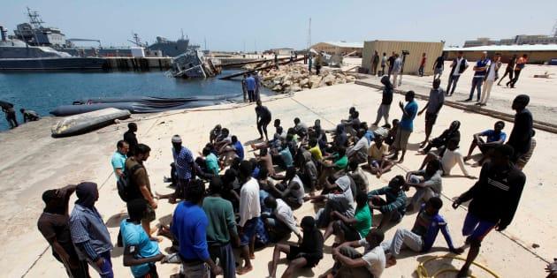 Naufragio nel mar Mediterraneo, i superstiti: