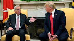 Juncker e Trump cercano una via d'uscita sui