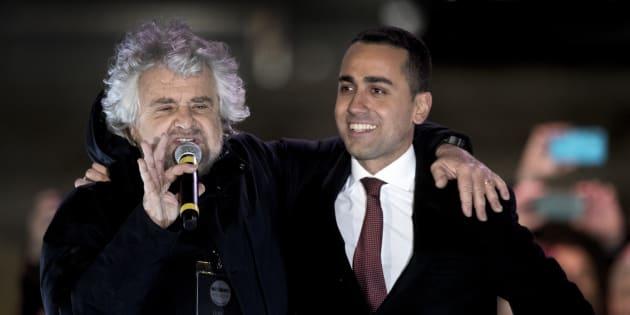 Beppe Grillo fa 70 anni. Gli auguri di Di Maio: Sei il pazie