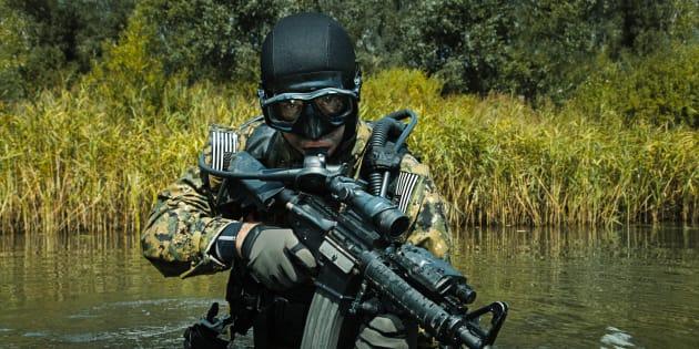 L'armée américaine entraîne ses soldats d'élite avec des impulsions électriques au cerveau