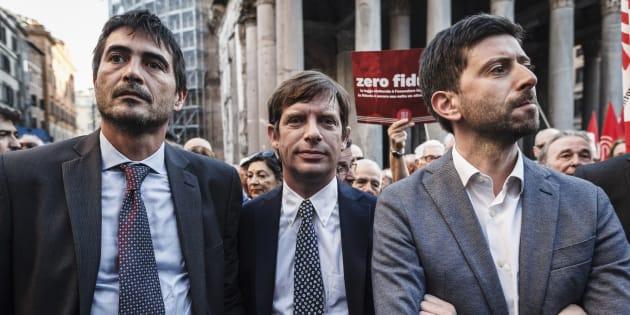 """Mdp e Sinistra Italiana chiudono al Pd: """"Tempo scaduto"""""""