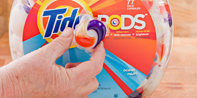 "Procter & Gamble says it's working to stop the ""Tide Pod challenge,'' a social media-fueled trend in which teenagers eat single-load laundry detergent packets."