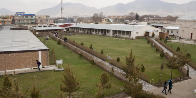 The campus at the American University of Kabul offers bachelors degrees in business administration, computer science, public administration and political science.