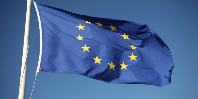 Drapeau de l'Union Européenne - Illustration