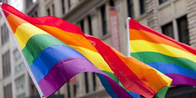 Banderas de la comunidad LGBT.
