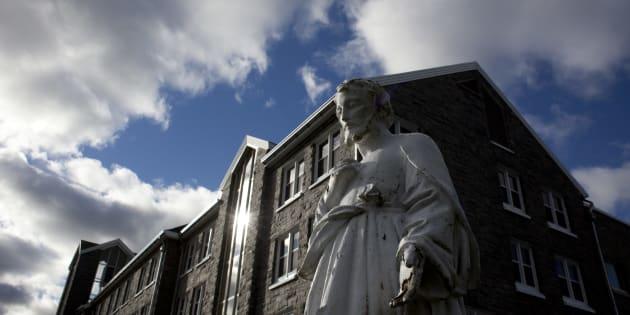 Mount Saint Vincent University.