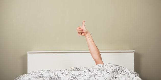 """Pourquoi il faut casser le mythe du """"bon coup"""" au lit."""