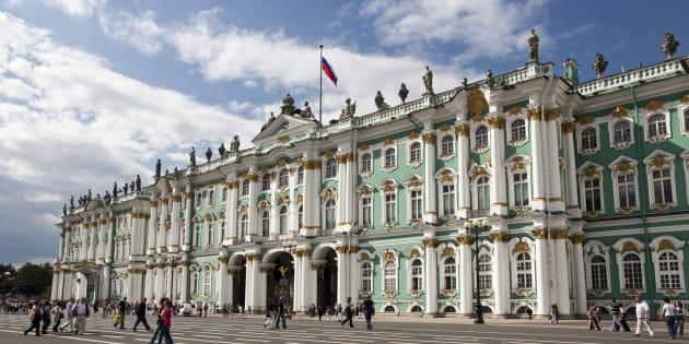 San Petersburg, Rusia.