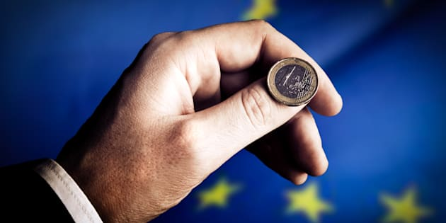 Euro coin flip
