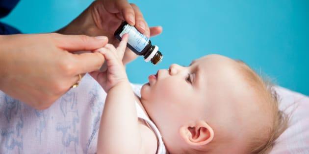 Pourquoi il faut donner de la vitamine D aux nourrissons