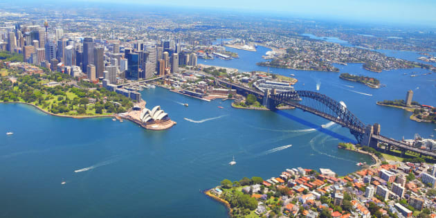 Has the harbourside city lost its sparkle?