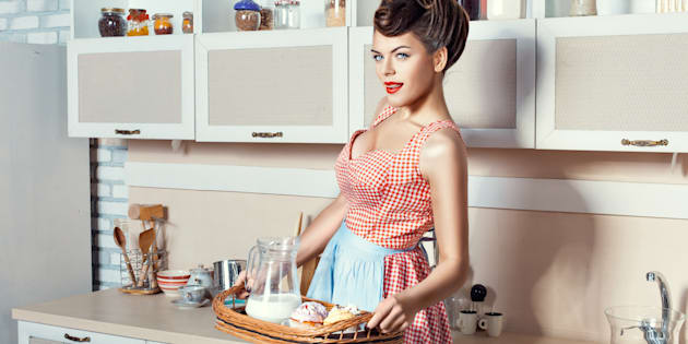 Why are we still sold the idea of the domestic goddess as the 'perfect catch'?