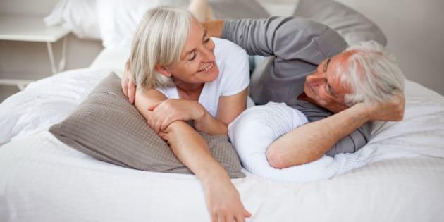 Relations sexuelles hebdomadaires rime avec meilleure activité cérébrale après 50 ans