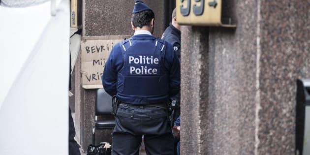 Un policier belge poignardé dans le centre de Bruxelles