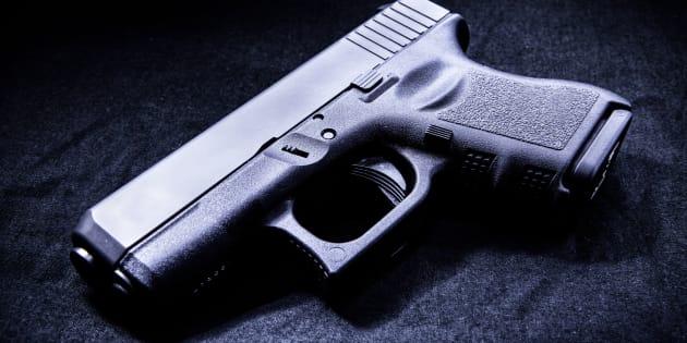 Au lycée Camille-Claudel de Caen, un prof menacé par une arme de poing (Photo d'illustration).