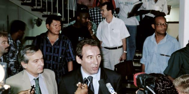 La situation en Guyane rappelle ce qu'il s'y était déjà passé en 1996