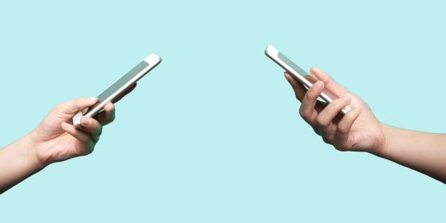 ocho de cada 10 mexicanos de seis años o más que utilizan celular tiene un teléfono inteligente.