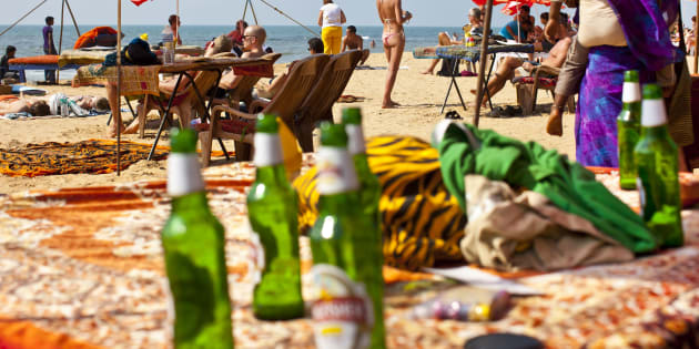Goa To Ban Drinking In Public Places By October End
