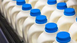 Les bouteilles de lait en plastique seront-elles bientôt