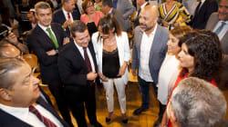 Podemos entra en el Gobierno de Castilla-La Mancha con vistas a una moción de censura contra