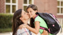 Le premier jour de la rentrée, voici comment faire parler vos enfants de leur