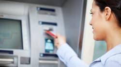 Estos son los bancos que cobran más por retiros en cajeros