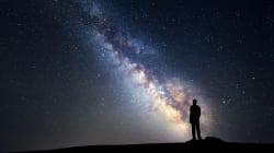Así (de espectacular) será la Vía Láctea en los próximos cinco millones de