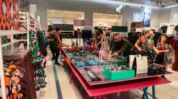 En México, Kenzo x H&M se vendió como en ningún otro
