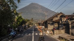Bali's Mt Agung Erupts Again But Island Still