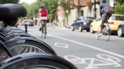 BLOGUE Les cyclistes devraient-ils pouvoir circuler dans les voies