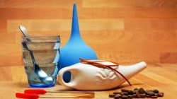 La scoperta dell'igiene nasale: cosa sono le irrigazioni