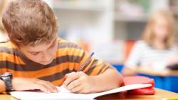 La pression pour gonfler les notes à l'école est toujours