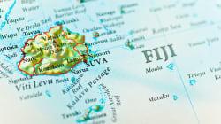フィジー沖でM8.2の地震 震源深く、津波予測されず