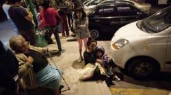 Noche de sismo: magnitud 8.2, el más intenso en casi un siglo en