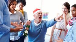 8 cosas que no debes hacer en la fiesta de Navidad de tu