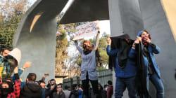 L'Iran limite l'accès aux réseaux sociaux, deux manifestants