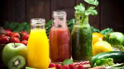 8 receitas de suco detox para limpar o organismo após o