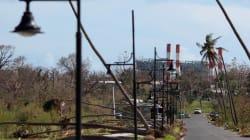CFE ayudará a restablecer red eléctrica de Puerto Rico: