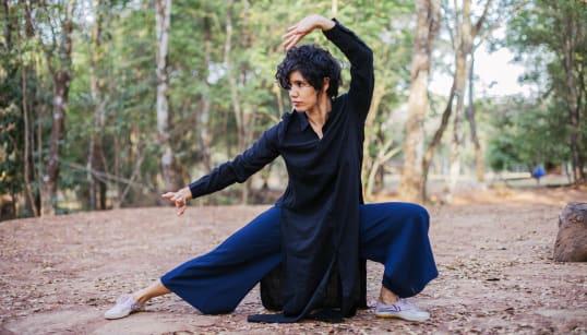 Dia 178: Carol Barreiro e a força do kung
