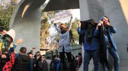 Al menos mil detenidos en Irán en las protestas